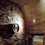 le haut d'une salle dans le moulin restaurant
