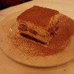 Save room for dessert. The pistachio ice cream was fabulous.