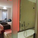 lavabo+ habitación