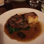 Lamb spinach & dauphinois..