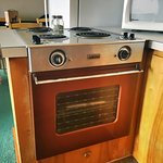We LOVE the original appliances!!!