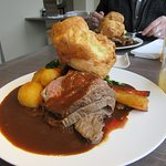 Sunday lunch if you dare