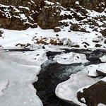 Pond in Thingvellir