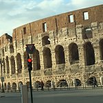 Colosseo from a view point