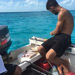 Best snorkeling and fishing ever!!