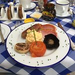 Full English Breakfast - highly recommended