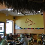 dining room Maui Tacos Napili January 2017