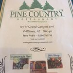 Pine Country Restaurant Foto