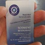 ภาพถ่ายของ Sotavent Restaurant
