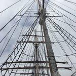 1877 Tall Ship ELISSA Foto