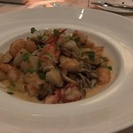 Pappardelle Pasta with Seafood
