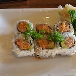 Spicy yellowtail