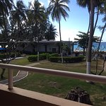 View from Beach Villa