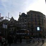 Passeig de Gràcia Foto