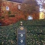 Jordan Winery in the Fall