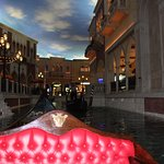 Photo de Gondola Rides at the Venetian