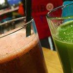 Fresh Veg and Fruit Juices (JAYCORE)