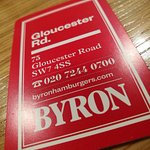 Photo of Byron Gloucester Road