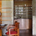 Usonian House - kitchen