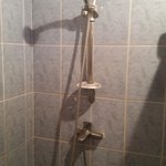 Lovely showerhead with great water pressure