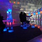 Photo de The Aurora Ice Museum