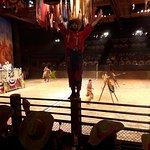 Photo of Buffalo Bill's Wild West Show with Mickey & Friends