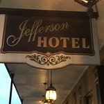 Foto de The Historic Jefferson Hotel