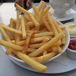 Large Fries!