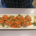 Volcano roll, Sushi Hama, 221 Second Ave W | #14, Qualicum Beach, British Columbia