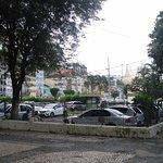 Estacionamento da frente