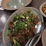 Pad See-ew with beef