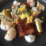 The amazing dishes of Ostro