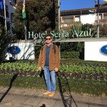 Hotel Serra Azul Foto