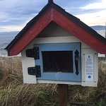 Beach by the Brant wildlife observation deck, Beach Front Park, 19A, Qualicum Beach, BC