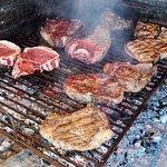 Bistecca alla Fiorentina con Brace di Legna