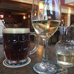 Winter Ale and Chardonnay, The Shady Rest Waterfront, 3109 Island Hwy W, Qualicum Beach, BC