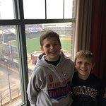 Cool view of the OKC Dodgers AAA baseball field
