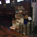 Cool name, that's about it.  Pictures of boxes, spent bottles out in the restaurant.  In the app