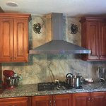 New Kitchen at Twin Palms.