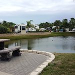 Gulf Waters Beach Front RV Resort Foto