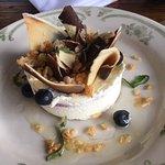 Blueberry Limoncello Tart