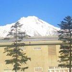 八ヶ岳主峰の赤岳