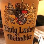 Koenig Ludwig Weissbier (cerveza de trigo)