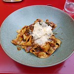Lamb Pappardelle