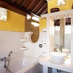 """Taman Toya"" Villas Outdoor Bathrooms."