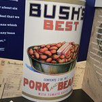 older cans of bush products