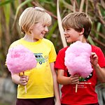Enjoy free fairy floss with every tour
