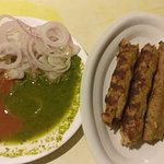 chicken seek kabaab, Indeed the best