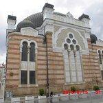Central Sofia Synagogue (Tsentralna Sofiiska Sinagoga) صورة فوتوغرافية