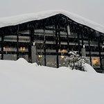 Beautiful winter in Kikori